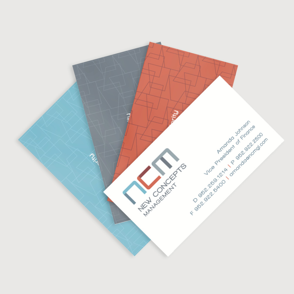 NCM business cards