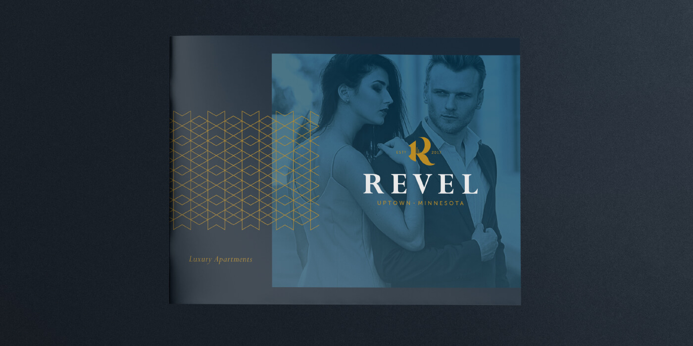 Revel brochure cover