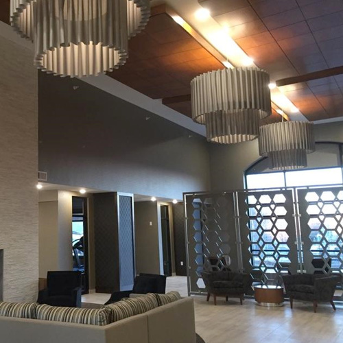 Parkside Lobby