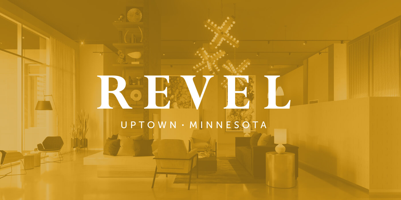 Revel Apartments interior living space