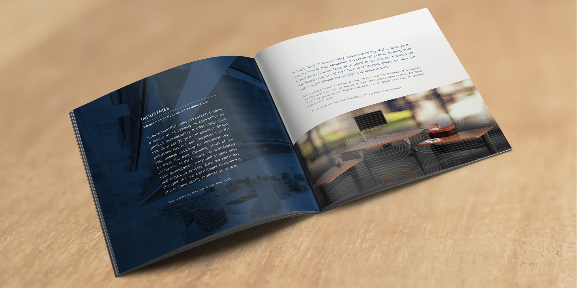 Stratis Industries brochure
